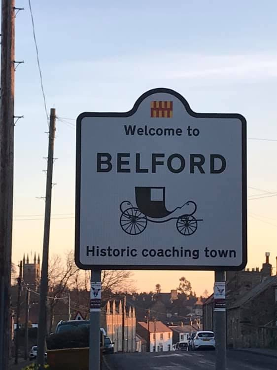 Belford Community Gym